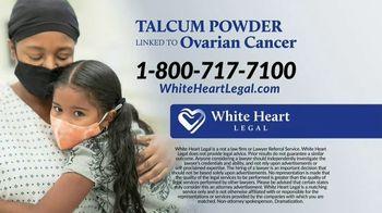 White Heart Legal TV Spot, 'Talcum Powder: Ovarian Cancer' - Thumbnail 7