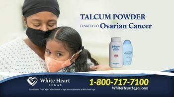 White Heart Legal TV Spot, 'Talcum Powder: Ovarian Cancer' - Thumbnail 2