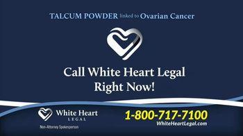 White Heart Legal TV Spot, 'Talcum Powder: Ovarian Cancer' - Thumbnail 4