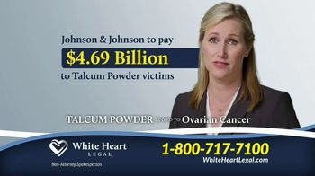 White Heart Legal TV Spot, 'Talcum Powder: Ovarian Cancer' - Thumbnail 5