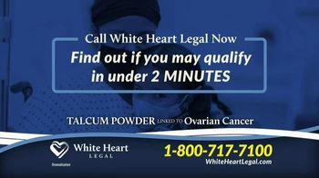White Heart Legal TV Spot, 'Talcum Powder: Ovarian Cancer' - Thumbnail 6
