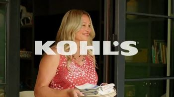 Kohl's TV Spot, 'Dive in to Summer: $10 Off & Kohl's Cash' Song by Oh, Hush!
