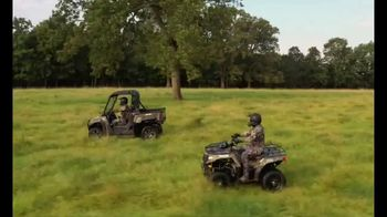 Tracker Off Road TV Spot, 'Adventurous Riders: Tracker 450 and 800SX'