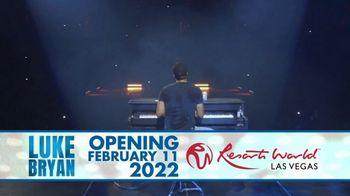 Luke Bryan TV Spot, '2021 Las Vegas Residency: Resorts World' - Thumbnail 6