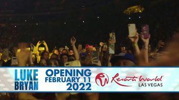 Luke Bryan TV Spot, '2021 Las Vegas Residency: Resorts World' - Thumbnail 7