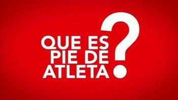Hongo Killer TV Spot, '¿Qué es pie de atleta?' [Spanish]