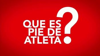 Hongo Killer TV Spot, '¿Qué es pie de atleta?' [Spanish] - Thumbnail 1