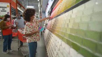 The Home Depot Memorial Day Savings TV Spot, 'Deja atrás lo aburrido' [Spanish] - Thumbnail 3