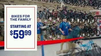 Academy Sports + Outdoors TV Spot, 'Bikes for the Family and Grills' - Thumbnail 3