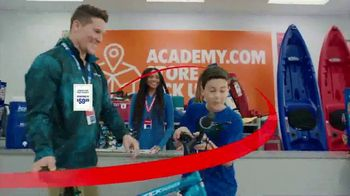 Academy Sports + Outdoors TV Spot, 'Bikes for the Family and Grills' - Thumbnail 4