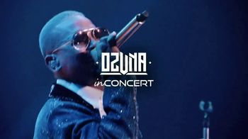 Spectrum TV Spot, 'Ozuna in Concert: Tarima'