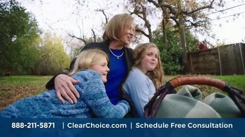 ClearChoice TV Spot, 'Marcia's Story'