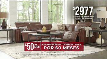 Rooms to Go Venta de Memorial Day TV Spot, 'Seccionales en oferta' [Spanish] - Thumbnail 8