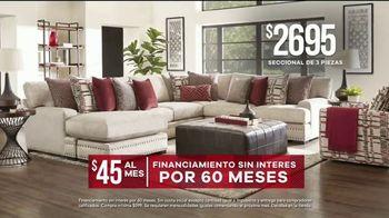 Rooms to Go Venta de Memorial Day TV Spot, 'Seccionales en oferta' [Spanish] - Thumbnail 4