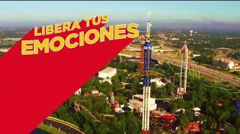 Six Flags Over Texas TV Spot, 'Libera tus emociones' [Spanish]
