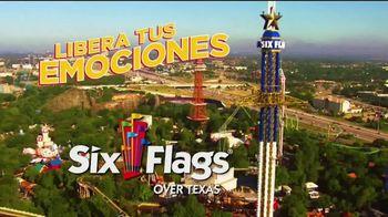 Six Flags Over Texas TV Spot, 'Libera tus emociones' [Spanish] - Thumbnail 4
