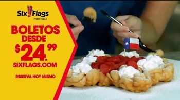 Six Flags Over Texas TV Spot, 'Libera tus emociones' [Spanish] - Thumbnail 7