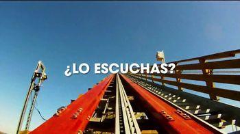 Six Flags Over Texas TV Spot, '¿Lo escuchas?' [Spanish]