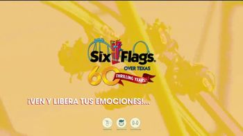Six Flags Over Texas TV Spot, '¿Lo escuchas?' [Spanish] - Thumbnail 7