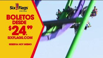 Six Flags Over Texas TV Spot, '¿Lo escuchas?' [Spanish] - Thumbnail 6