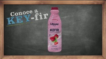 Lifeway Kefir TV Spot, 'Conoce a Key-fir' [Spanish] - Thumbnail 3