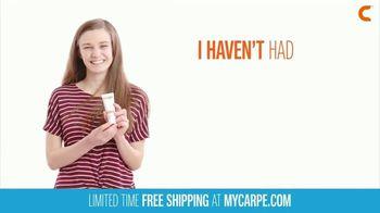 Carpe TV Spot, 'Avoid Expensive Treatments' - Thumbnail 6