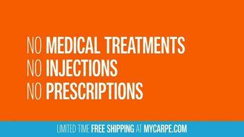Carpe TV Spot, 'Avoid Expensive Treatments' - Thumbnail 8