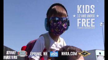 NHRA TV Spot, '2021 New England Nationals'
