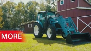 LS Tractor TV Spot, 'More for Less'