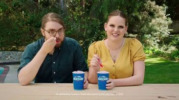 Dairy Queen Summer Blizzard Treats TV Spot, 'Mix-It-Up Moments: Taste Test' Feauturing Antonia Lofaso, Claire Thomas