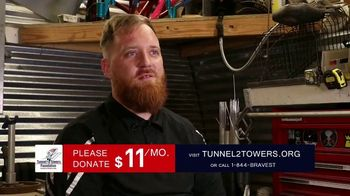Stephen Siller Tunnel to Towers Foundation TV Spot, 'Terence Jones' Featuring Conor McGregor
