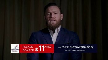 Stephen Siller Tunnel to Towers Foundation TV Spot, 'Terence Jones' Featuring Conor McGregor - Thumbnail 9