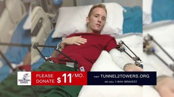 Stephen Siller Tunnel to Towers Foundation TV Spot, 'Terence Jones' Featuring Conor McGregor - Thumbnail 2