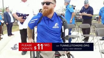 Stephen Siller Tunnel to Towers Foundation TV Spot, 'Terence Jones' Featuring Conor McGregor - Thumbnail 4