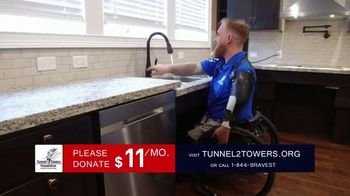 Stephen Siller Tunnel to Towers Foundation TV Spot, 'Terence Jones' Featuring Conor McGregor - Thumbnail 6