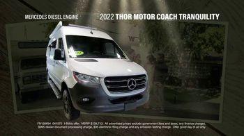 La Mesa RV TV Spot, 'Generations: 2022 Thor Motor Coach Tranquility' - Thumbnail 4