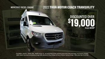 La Mesa RV TV Spot, 'Generations: 2022 Thor Motor Coach Tranquility' - Thumbnail 5
