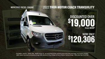 La Mesa RV TV Spot, 'Generations: 2022 Thor Motor Coach Tranquility' - Thumbnail 6