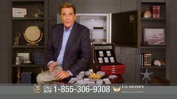 U.S. Money Reserve TV Spot, 'The Brink of Financial Meltdown' Featuring Chuck Woolery