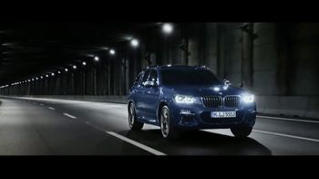 BMW TV Spot, 'The BMW X3 Meets Marvel Studios' Black Widow' [T2] - 7 commercial airings