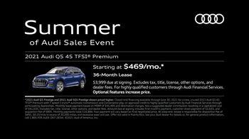 Summer of Audi Sales Event TV Spot, 'Starting Line' [T2] - Thumbnail 8