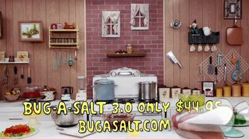 Bug-A-Salt TV Spot, 'Chef' Song by Boby Lapointe - Thumbnail 9