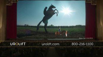 UroLift TV Spot, 'Like a Racehorse'
