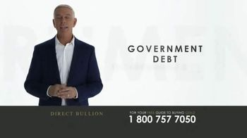Direct Bullion TV Spot, 'Political Volatility'