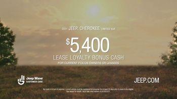 Jeep TV Spot, 'What Makes Jeep' [T2] - Thumbnail 8