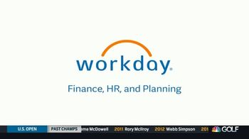 Workday TV Spot, 'Business Caddy' Featuring Andy Buckley and Phil Mickelson - Thumbnail 9