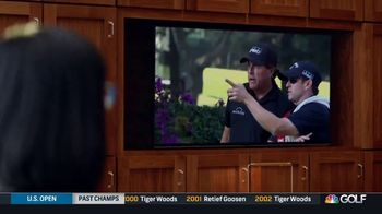 Workday TV Spot, 'Business Caddy' Featuring Andy Buckley and Phil Mickelson - Thumbnail 3