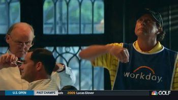 Workday TV Spot, 'Business Caddy' Featuring Andy Buckley and Phil Mickelson - Thumbnail 7