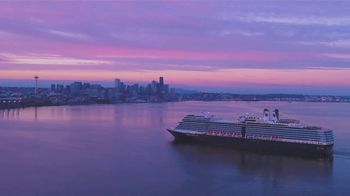 Holland America Line TV Spot, 'The Wait Is Over' - Thumbnail 4