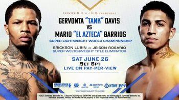 DIRECTV TV Spot, 'Gervonta Davis vs. Mario Barrios'